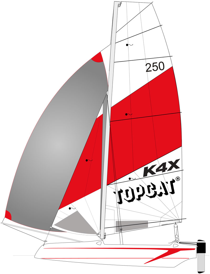 Topcat K4X Reacher